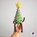Christmas tree amigurumi pattern