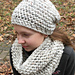 Rocky Mountain Hat & Cowl Set pattern