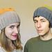 Unisex Colorblock Hat pattern
