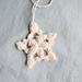 Puffy Star/Snowflake pattern