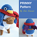 Prinny Penguin pattern