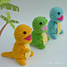 Baby Dinosaur Amigurumi pattern