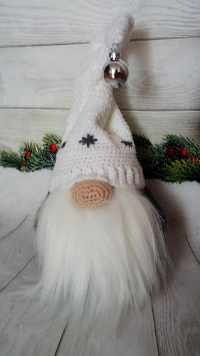 Christmas Gnome Decor.Christmas Gnome Decor Pattern By Ami By D