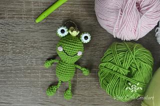 Amigurumi Frog Prince Free Crochet... - Crochet.msa.plus ... | 213x320