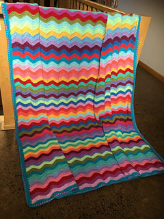 Ravelry Neat Ripple Pattern By Lucy Of Attic24