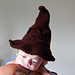 Newborn Sorting Hat (Photo Prop) pattern