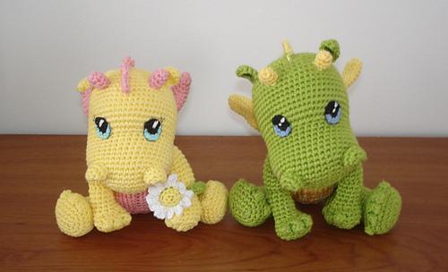 Dragon Crochet Amigurumi Pattern (English Edition) eBook: Gaines ...   304x500