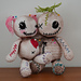 Voodoo dolls pattern