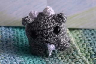 Crochet ... Amigurumi: Billy Goat - crochet - #Amigurumi #Billy ... | 213x320