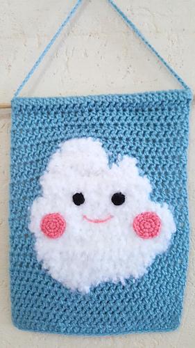 Patrón Gratuito Nube Amigurumi ‹ Gi-Zu Crochet ‹ Reader ... | 500x281