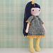 Amigurumi Doll Millie pattern