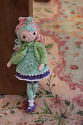 Pocket Amigurumi: 20 Mini Monsters to Crochet and Collect - [Livre ... | 255x170