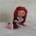 Gingerbread girl Ginny pattern