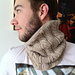 Textured Cowl pattern