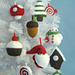 Christmas Ornament Set pattern