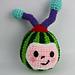Melon Amigurumi pattern