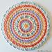 Hula Hoop Mandala pattern
