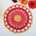 The Four Seasons Mandala CAL pattern