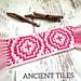 Ancient Tiles FATW6 pattern