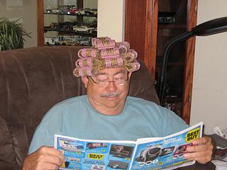 Wig -Dad
