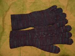 Tim's gloves