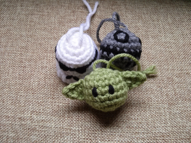 And She Games...: Star Wars Crochet Patterns, 46 FREE Patterns to ... | 480x640
