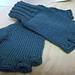 Bhren's Fingerless Gloves pattern