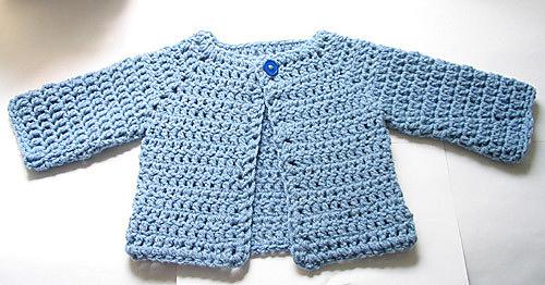 Baby Sweater Pattern By Beth Koskie Ravelry