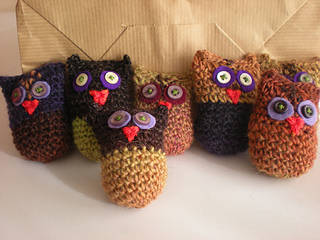 58 Crochet Owls (Free Patterns) | AllFreeCrochet.com | 240x320