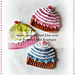 CUP CAKE Hat No. 32 pattern