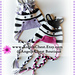 ZEBRA Hat Boutique Design - No. 28 pattern