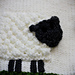 Sheepy Applique pattern