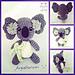Key Koala pattern