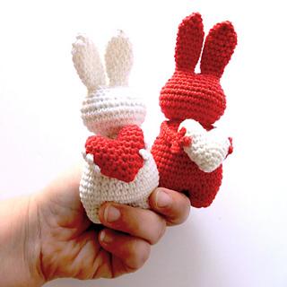 Tutoriel Lapin de printemps 🌸🐰 - Cat's Créa Crochet   320x320