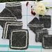 Ole Dole Doff Coasters pattern