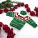 Christmas Jumper Ornament pattern