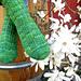 Simple Trail Socks pattern