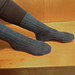 Hill Country Socks pattern