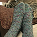 Longest Day Socks pattern