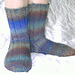 Socks For Little Wizards pattern