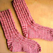Samantha's Fixation Socks pattern