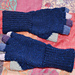 Witching Hour Fingerless Gloves pattern