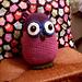 stuffed owl pattern