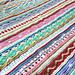 As-We-Go Stripey Blanket pattern