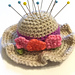 Hat Pincushion pattern
