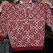 Russian Prime Sweater pattern