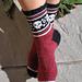 Buccaneer's Booty Socks pattern