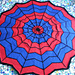 Spiderman-Blanket pattern