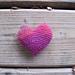 Coeur / Heart pattern