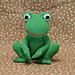 Frog Kikker | #40 Frosche Kikker pattern
